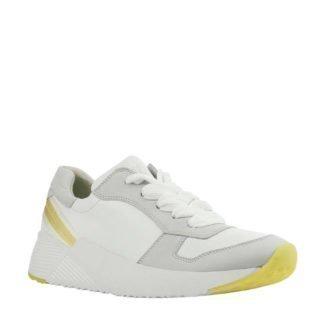Paul Green 4712 leren sneakers wit (wit)