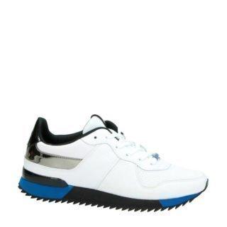 Cruyff Cosmo leren sneakers wit (wit)
