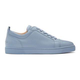 Christian Louboutin Blue Louis Junior Sneakers