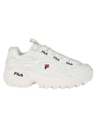 Fila Fila Ridged Sole Sneakers (wit)