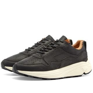 Buttero Vinci Chunky Sneaker (Black)