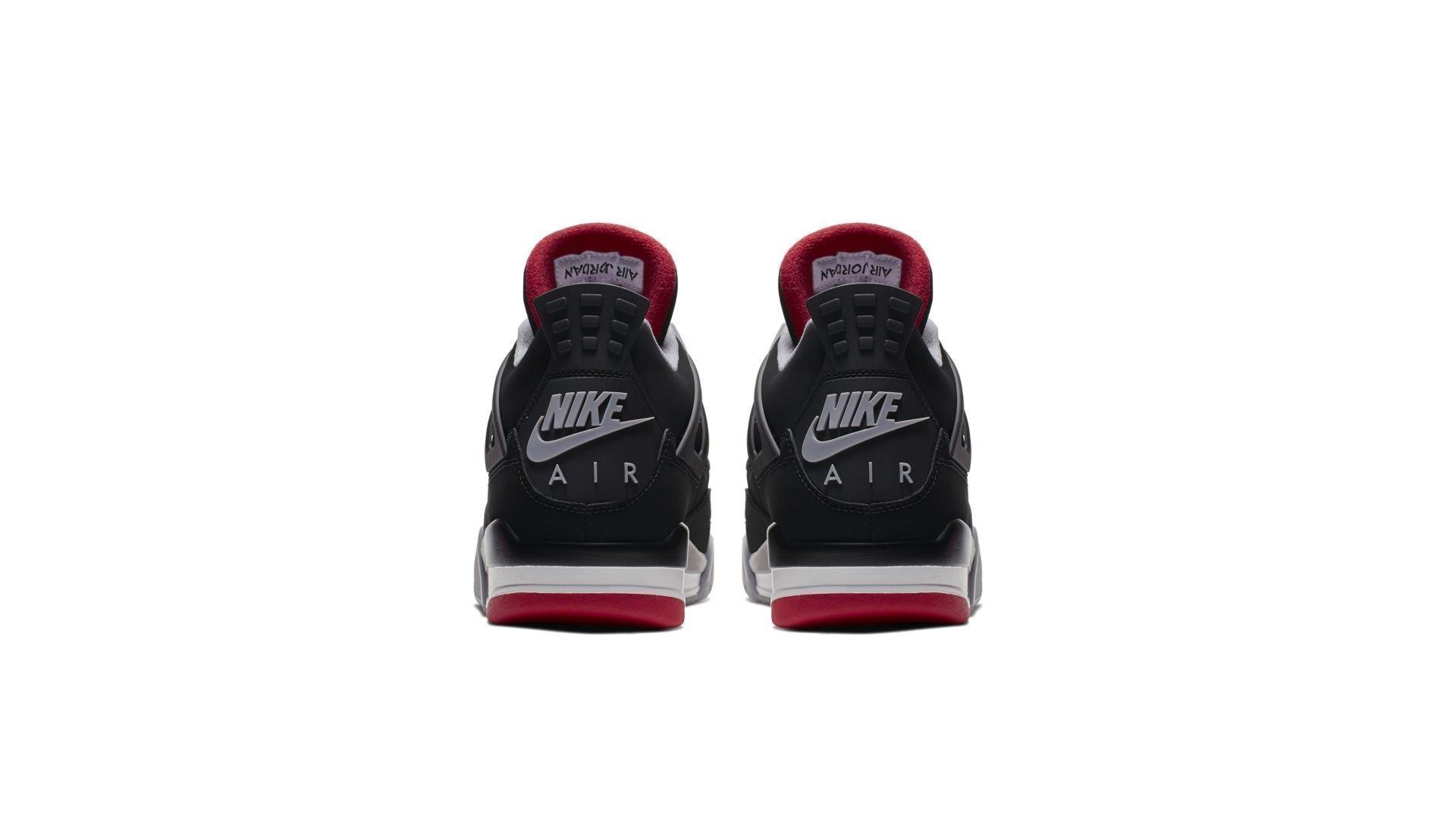 Air Jordan 4 Retro 'Bred' (308497-060)