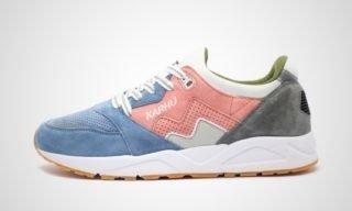 """Aria """"Spring Festival Pack Blauw/rosa"""" Sneaker"""