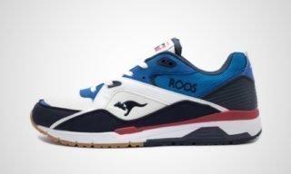 Runaway ROOS (Wit/Blauw) Sneaker