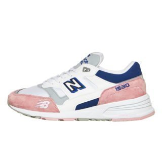 """New Balance M1530 WPB Made in UK """"90's Revival Pack"""" (wit/roze)"""