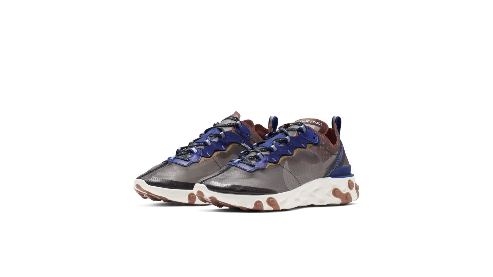 Nike React Element 87 'Dusty Peach' (AQ1090-200)