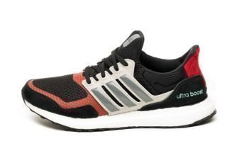 adidas Ultra Boost S&L (Core Black / Grey Four / Power Red)
