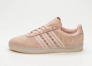 adidas x Oyster Adidas 350 (Ash Pearl / Chalk White / Gold Metallic)