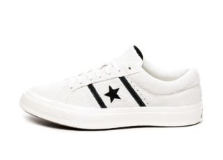 Converse One Star Academy Ox (Egret / Black / Egret)