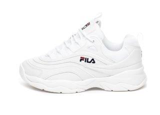 FILA Heritage Ray Low Wmn (White)