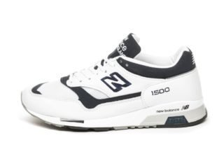 New Balance M1500WWN *Made in England* (White / Navy)