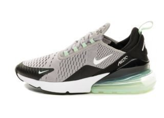 Nike Air Max 270 (Atmosphere Grey / White - Fresh Mint - Black)