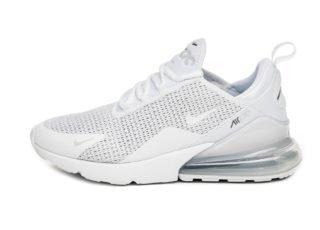Nike Air Max 270 SE (White / White - Pure Platinum - Cool Grey)