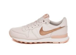 Nike Wmns Internationalist PRM (Light Soft Pink / Metallic Red Bronze)