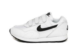 Nike Wmns Outburst V (White / Black)