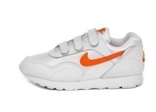 Nike Wmns Outburst V (White / Hyper Crimson)
