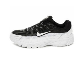 Nike Wmns P-6000 (Black / White)