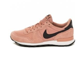 Nike Wmns Internationalist (Rose Gold / Oil Grey - Summit White)