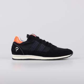 Quick QUICK Kijkduin Sneakers Heren (Donkerblauw)