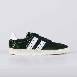 Quick QUICK Titanium Sneakers Heren (Donkergroen)