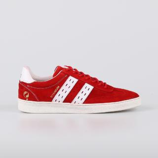 Quick QUICK Titanium Sneakers Heren (Rood)