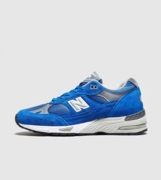 New Balance 991 - Made in England (blauw)