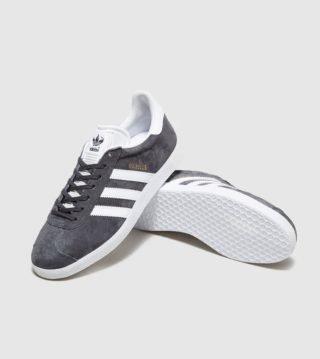 adidas Originals Gazelle (d grijs/wit)