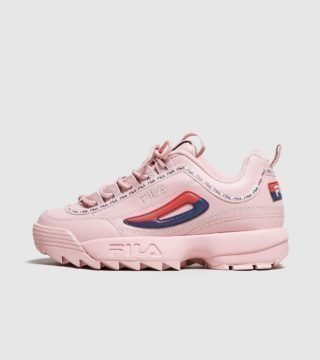 Fila Disruptor II Dames (roze)