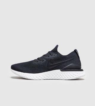 Nike Epic React Flyknit 2 (zwart)