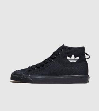 adidas Originals Nizza High Top (zwart)