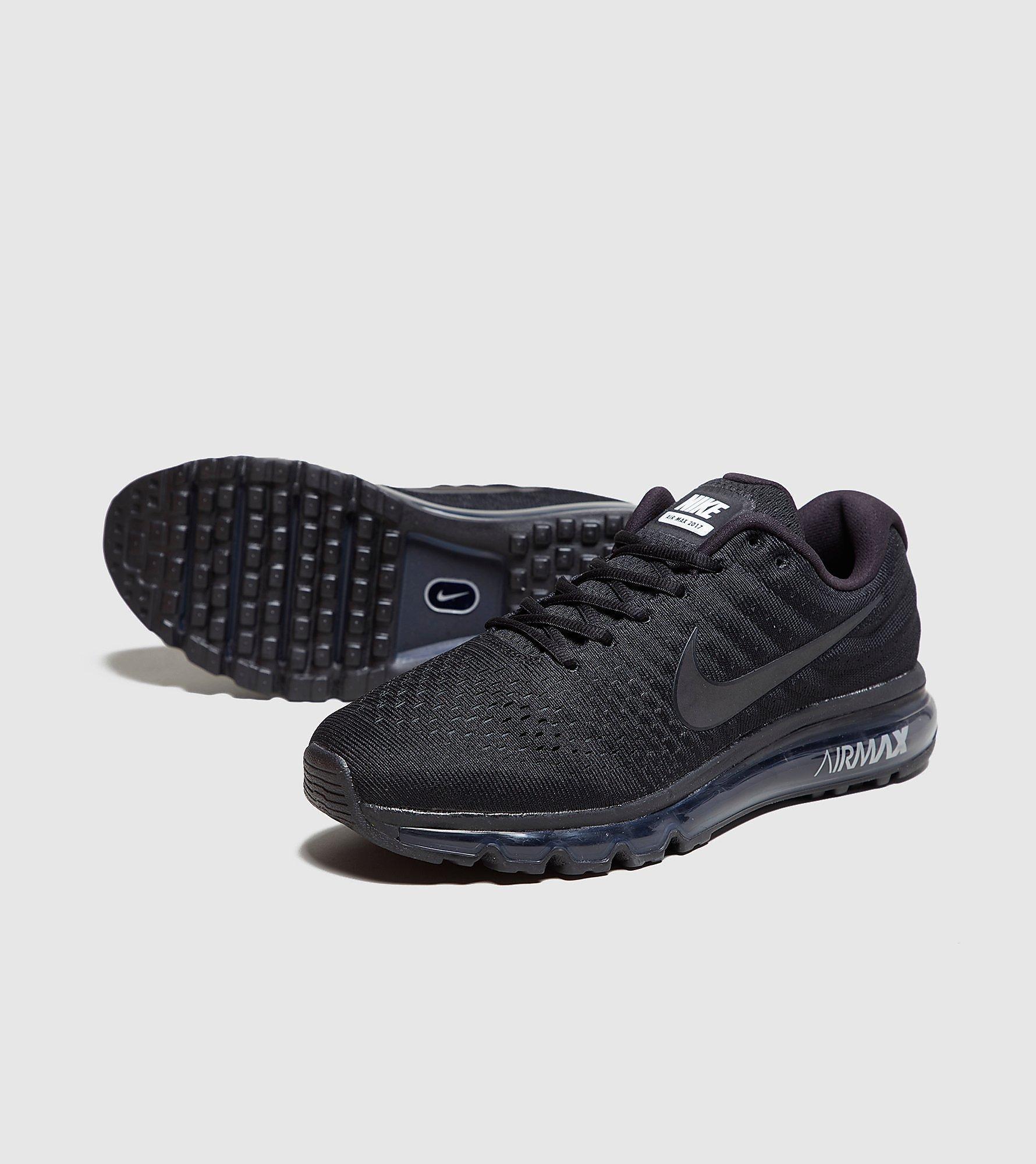 Nike Air Max 2017 (zwart)