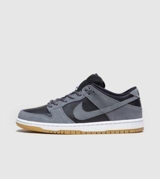 Nike SB Dunk Low (grijs)