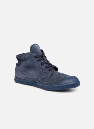 Sneakers Derbys Suede by Bensimon
