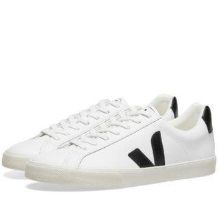 Veja Esplar Clean Leather Sneaker (White)