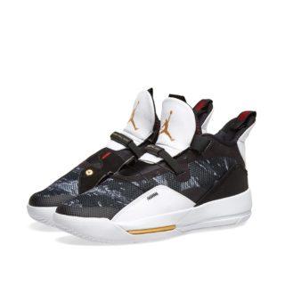 Air Jordan XXXIII GS (Black)
