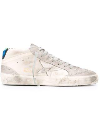 Golden Goose Mid Star sneakers - Grijs
