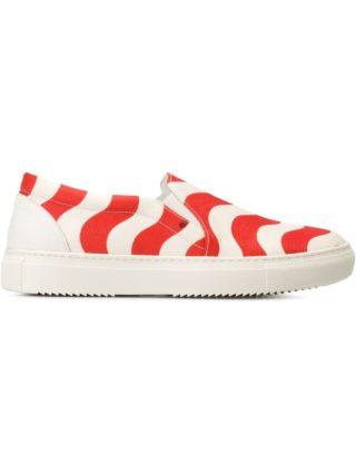 Au Jour Le Jour slip on sneakers (rood)