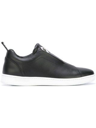 Dondup slip on sneakers (zwart)