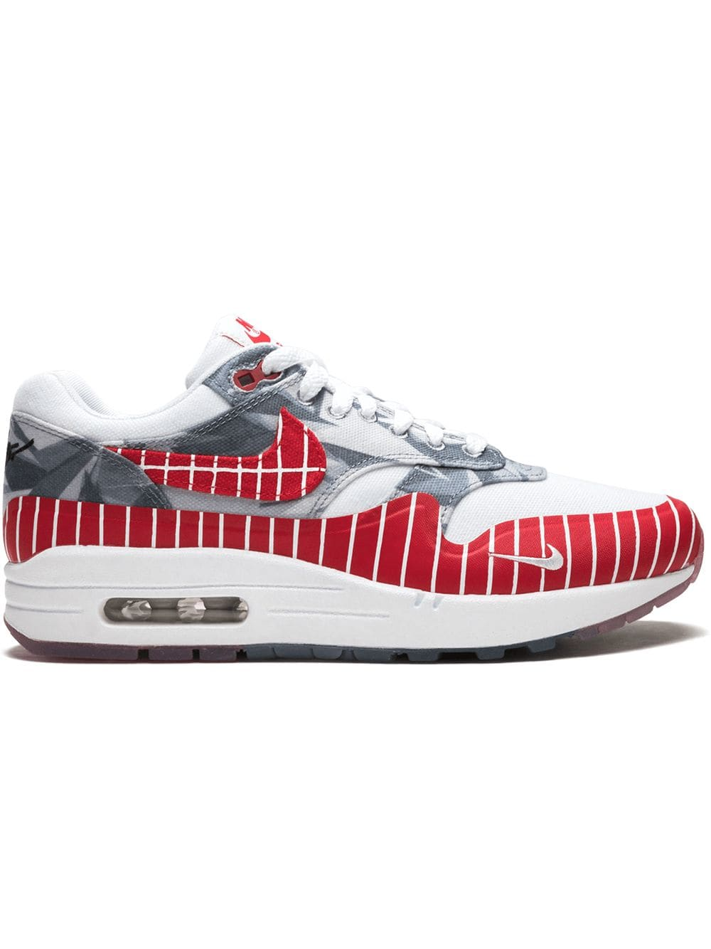 Nike Air Max 1 LHM sneakers - Rood