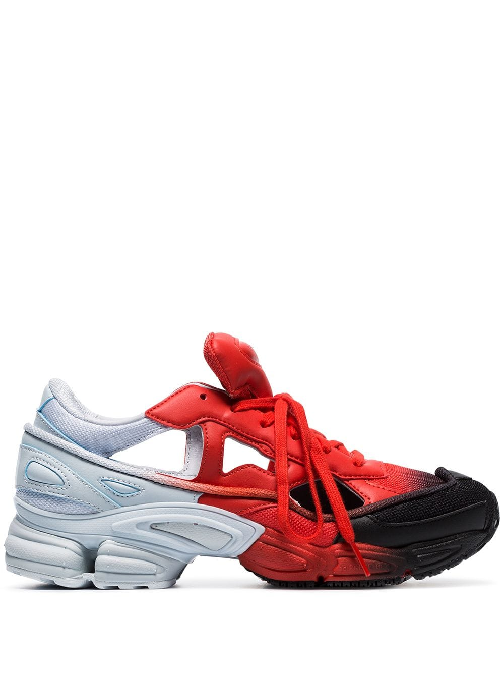 Adidas By Raf Simons RS Replicant Ozweego sneakers - Rood