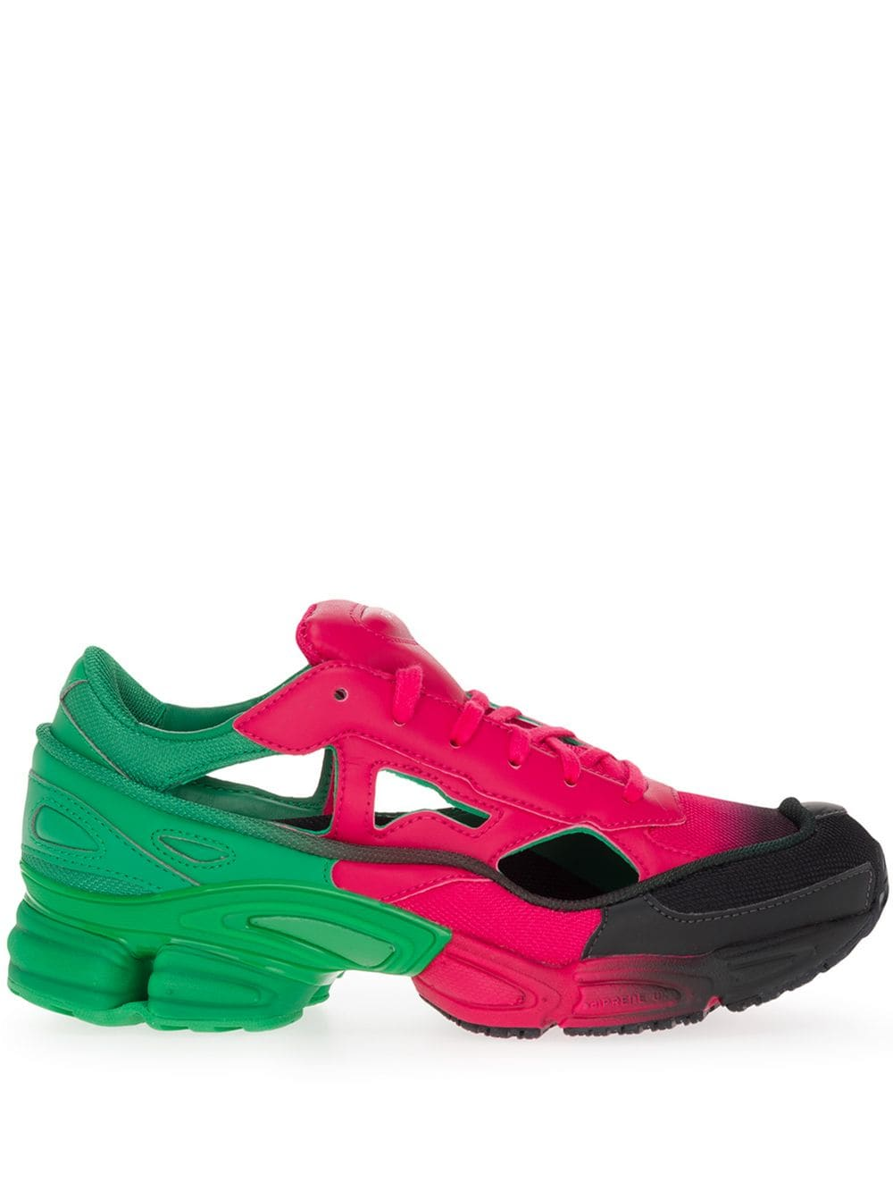 Adidas By Raf Simons Replicant Ozweego sneakers - Rood