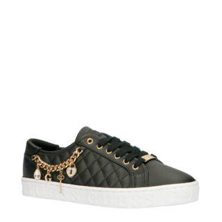GUESS sneakers zwart/goud (zwart)