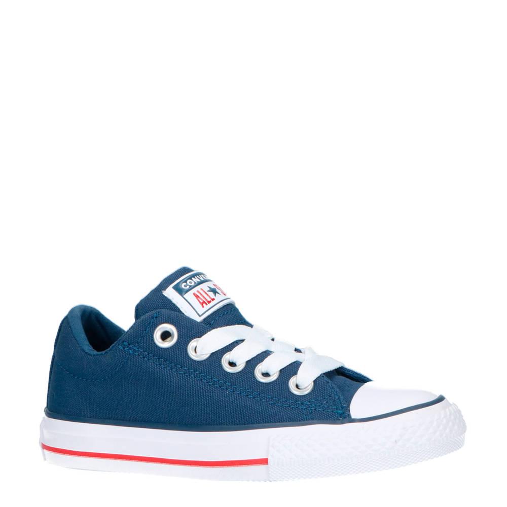 78cb06f62d7 Converse Chuck Taylor All Star Street Slip sneakers donkerblauw (blauw)