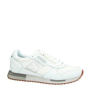 Napapijri NOYKAK leren sneakers wit (wit)