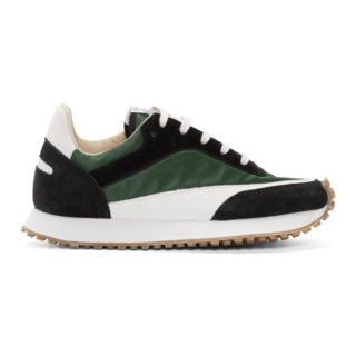 Spalwart Green Tempo Low Sneakers
