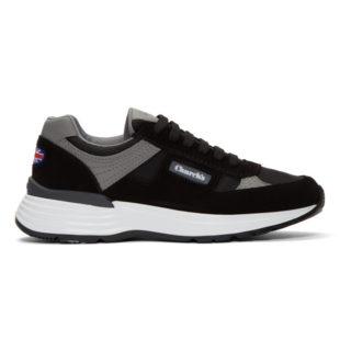 Churchs Black Suede CH873 Sneakers