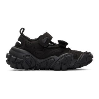 Acne Studios Black Bolzter Bryz W Sneakers