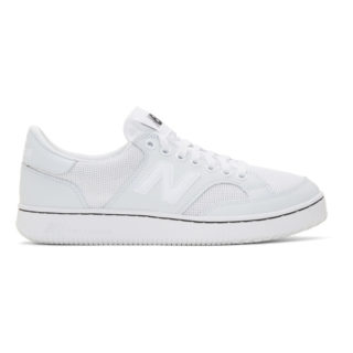 Junya Watanabe Off-White New Balance Edition CT400 Sneakers