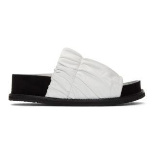 Proenza Schouler White Algeri Sneakers