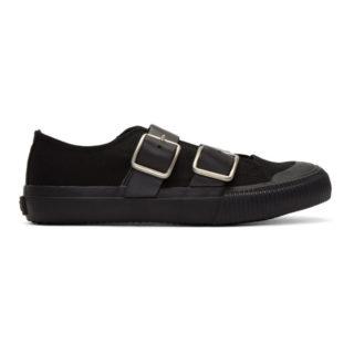 Ys Black Belt Sneakers